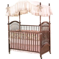 Angel Line Continental Style Canopy Crib. Baby Cribs  sc 1 st  Newborn Baby Zone & Stylish And Safe Baby Cribs - Newborn Baby Zone