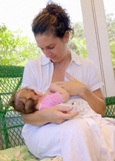 What Can Be Done To Protect Your Baby? Nursing Baby Gives Complete Rest For Your Baby