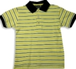 Toddler Boys Short Sleeved Polo