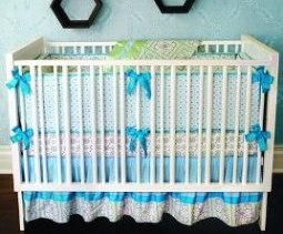 Sean baby crib bedding