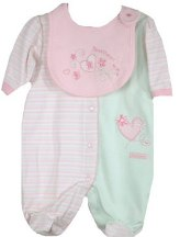 Baby Works Preemie Sweetheart Set