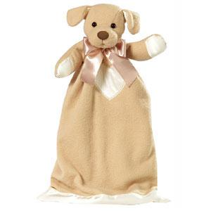 Personalized Jack Terrier Lovie Security Blanket