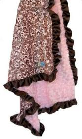 Pink Couture Blanket