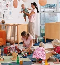 baby daycare center