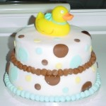 How To Choose Your Baby Shower Cake?