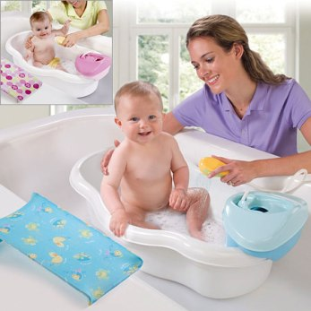 Comfortable Bath Time Essentials For Little One
