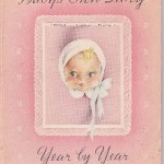 The Baby Book – For Fond Remembrances