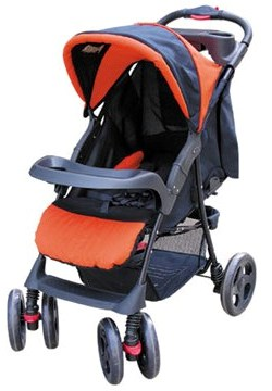 Paying Attention To The Ergonomics Of A Baby Stroller