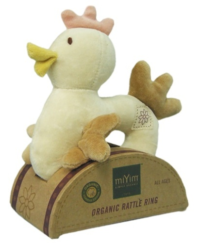 chicken rattle ring