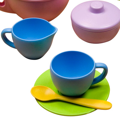 ecofriendly teaset