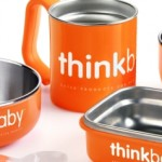 thinkbaby stainless steel set