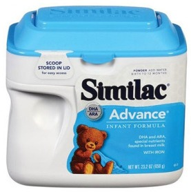 similac recall