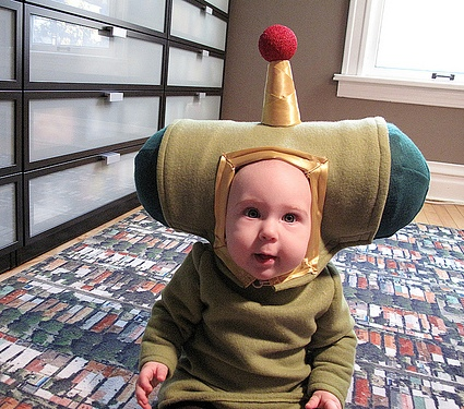 40 Amazing Baby Halloween Costumes That Will Keep You