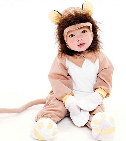 Lion Baby. halloween costumes  sc 1 st  Newborn Baby Zone & 40 Amazing Baby Halloween Costumes that Will Keep You Gaping with ...