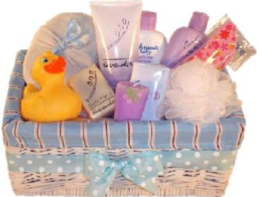 Baby Bath Products