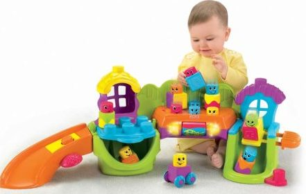 Fisher Price Baby Toys