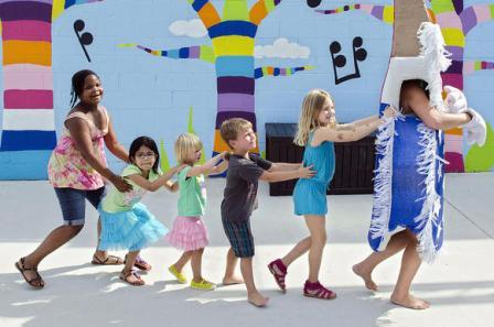 Preschool Music Activities