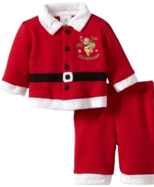 Celebrate the Festive Season with Trendy Newborn Christmas Outfits