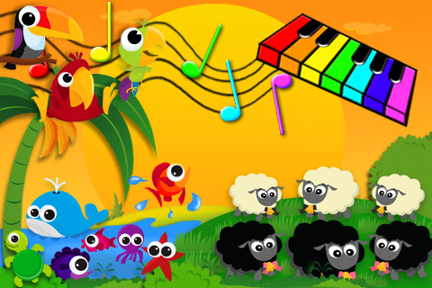 Music games for preschool fun
