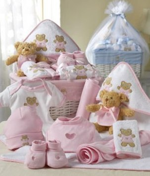 Ideas for Buying Newborn Baby Gifts