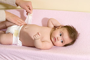 How to Change a Nappy