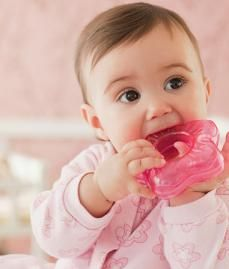 Teething in Infants