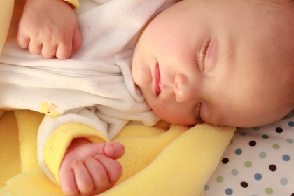 Reasons for Baby Sleeping Too Much