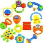 Choosing Baby Rattles for your Little One