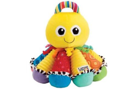 Octotunes-as-the-smartest-baby-Lamaze-toy