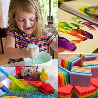 Fun Activities for Toddlers at Home