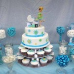 Baby Shower Centerpieces for Boys Ideas