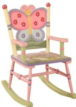 chair - Baby Chair With Name