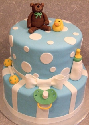 Cake Designs For Baby Shower For Boys Newborn Baby Zone