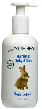 Aubrey Organics Natural Baby Lotion