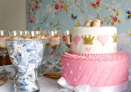 Baby Shower Cupcake Ideas for a Girl