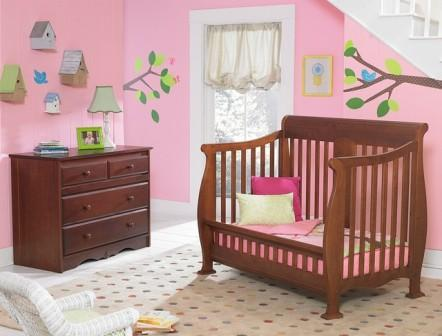 Cribs to Toddler Beds