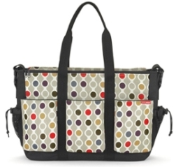 Dot-Diaper-Bag