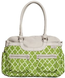 Patterned-Diaper-Satchel
