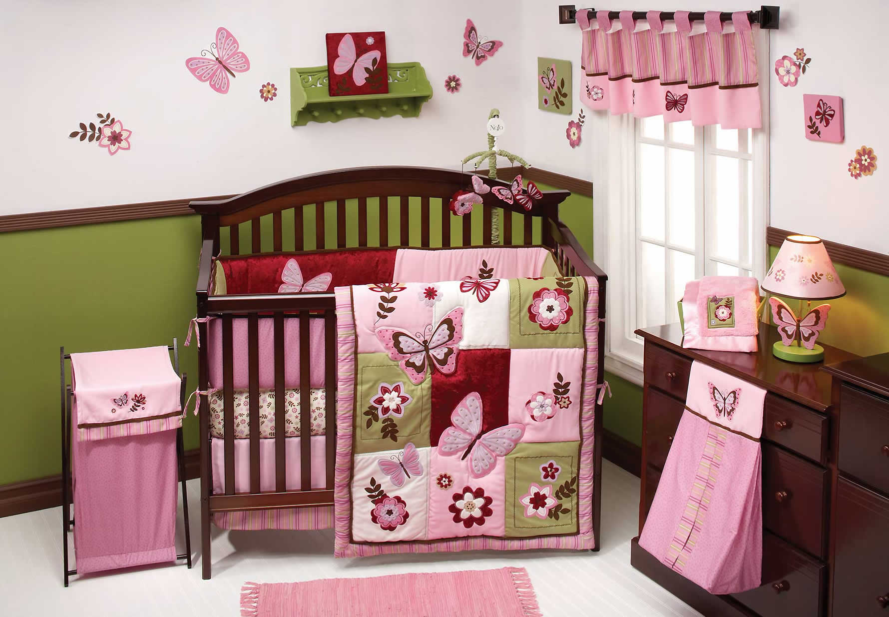 Spectacular Baby Crib Bedding