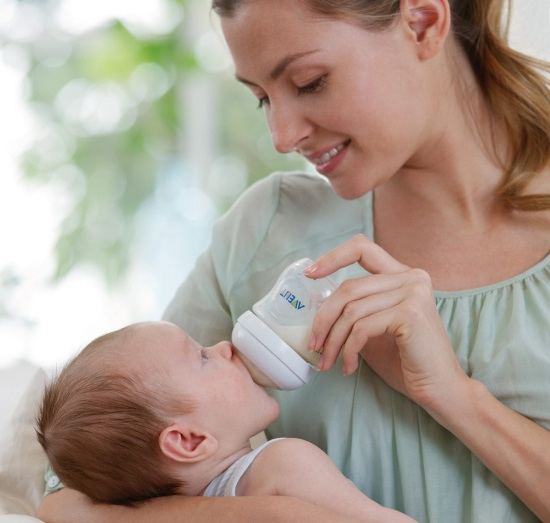 prevent baby bottle tooth decay