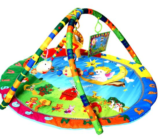 many benefits of a baby play gym
