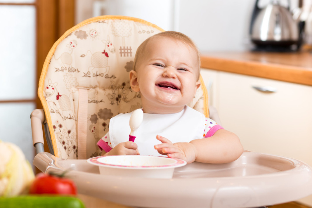 5 Foods to Feed Your Baby Before Age 1