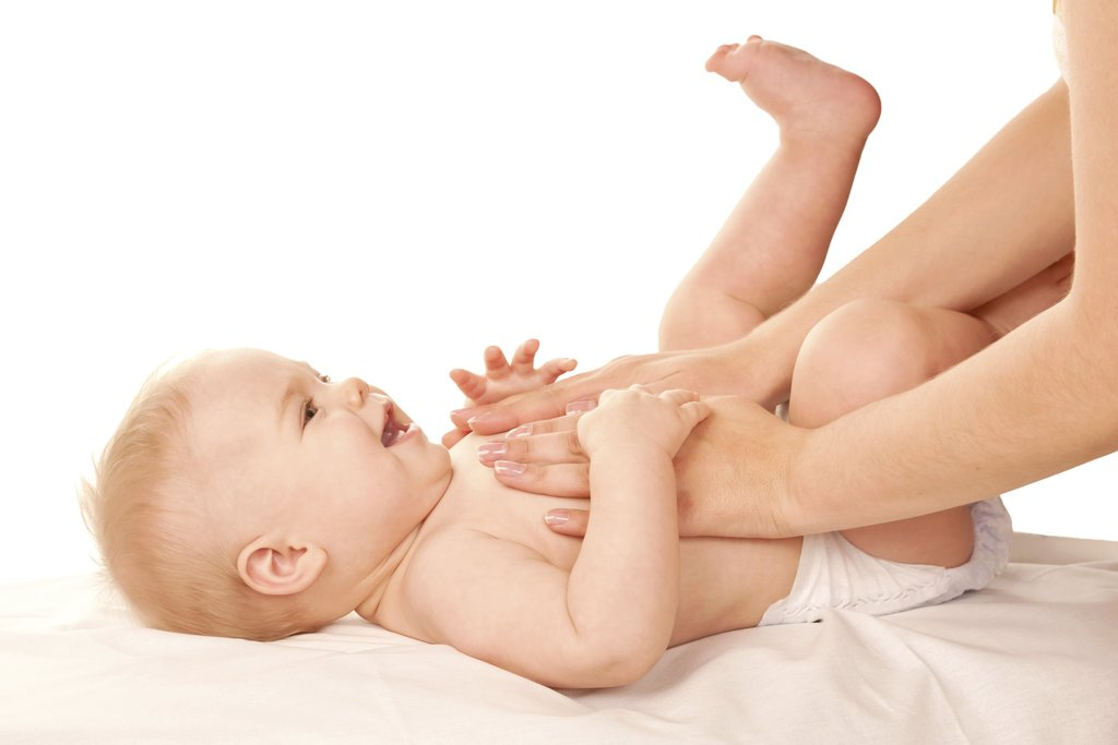 8 Wrong Ways of Massaging a Baby