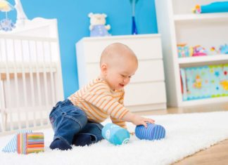 How to Create Unique and Safe Baby Room for Child Safety