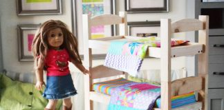 Baby Doll Furniture Plans