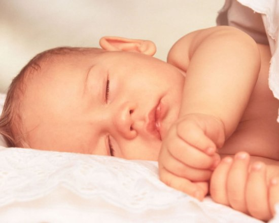 baby sleep during travelling