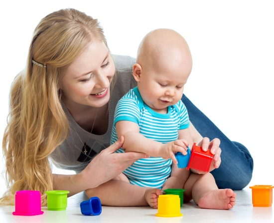 tips for infants at play time