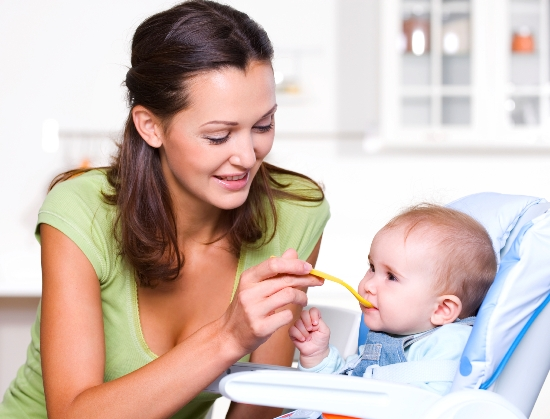 healthy juices and shakes for your baby