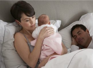 Five ways to cope with post-partum depression