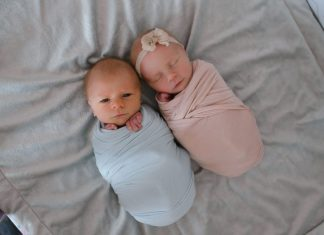 4 Tips to Differentiate your Newborn Twins